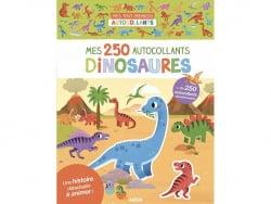 Acheter Cahier Mes 250 autocollants - dinosaures - 4,95€ en ligne sur La Petite Epicerie - Loisirs créatifs