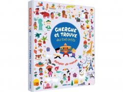 Acheter Cherche et trouve des tout-petits - Autour du monde - 10,50€ en ligne sur La Petite Epicerie - Loisirs créatifs