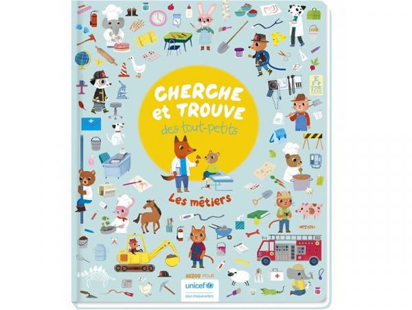 Acheter Cherche et trouve des tout-petits - Les métiers - 10,50€ en ligne sur La Petite Epicerie - Loisirs créatifs