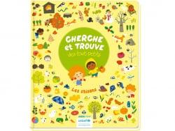Acheter Cherche et trouve des tout-petits - Les saisons - 10,50€ en ligne sur La Petite Epicerie - Loisirs créatifs