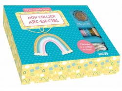 Acheter Kit créatif - Mon collier arc-en-ciel - mon superbe bijou - 8,95€ en ligne sur La Petite Epicerie - Loisirs créatifs