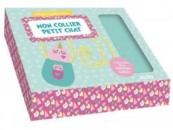 Acheter Kit créatif - Mon collier petit chat - mon superbe bijou - 8,95€ en ligne sur La Petite Epicerie - Loisirs créatifs