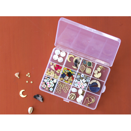 Acheter Ma boite à bijoux - 24,99€ en ligne sur La Petite Epicerie - Loisirs créatifs