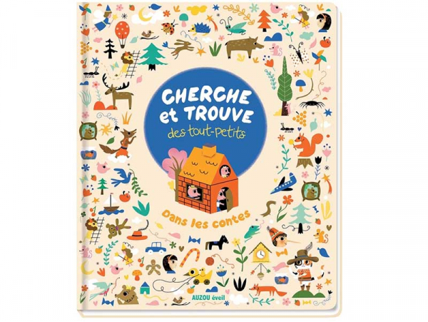 Acheter Cherche et trouve des tout-petits - Dans les contes - 10,50€ en ligne sur La Petite Epicerie - Loisirs créatifs