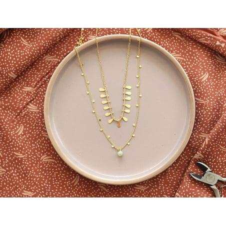 Acheter Chaine perles rondes - doré à l'or fin 18K x 20 cm - 3,49€ en ligne sur La Petite Epicerie - Loisirs créatifs