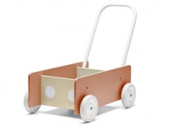 Acheter Poussette en bois - abricot foncé - 63,99€ en ligne sur La Petite Epicerie - Loisirs créatifs
