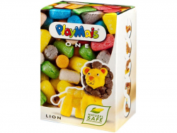 Acheter Playmais one - Lion - 3,49€ en ligne sur La Petite Epicerie - Loisirs créatifs