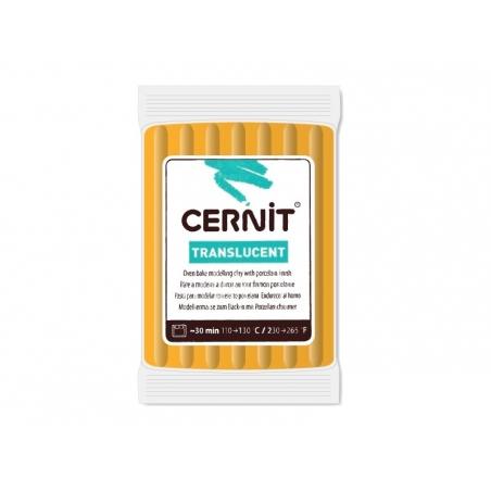 CERNIT clay Translucent - amber