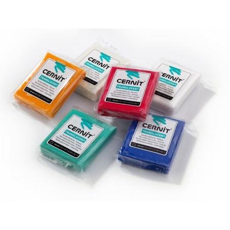 Acheter Pâte CERNIT Translucent - Rubis - 1,89€ en ligne sur La Petite Epicerie - Loisirs créatifs