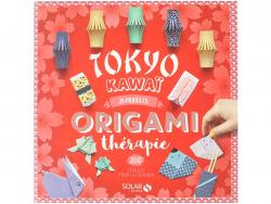 Acheter Bloc livre Origamithérapie Tokyo kawai - 13,90€ en ligne sur La Petite Epicerie - Loisirs créatifs