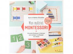 Acheter Livre Mon matériel Montessori - S. et N. d'Esclaibes - 19,90€ en ligne sur La Petite Epicerie - Loisirs créatifs
