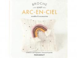 Acheter Livre / Le kit broche - Arc-en-ciel - 5,95€ en ligne sur La Petite Epicerie - Loisirs créatifs