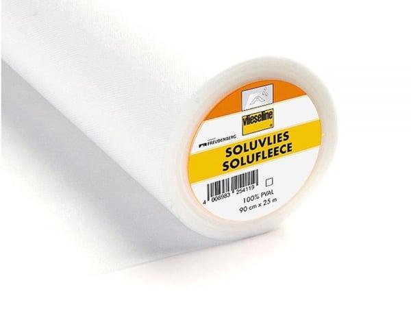 Acheter Soluvlies - Tissu hydrosoluble pour la broderie - 0,75€ en ligne sur La Petite Epicerie - Loisirs créatifs