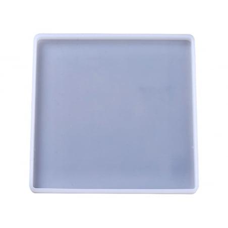 Acheter Moule en silicone - Carré 13,8 cm - 5,99€ en ligne sur La Petite Epicerie - Loisirs créatifs