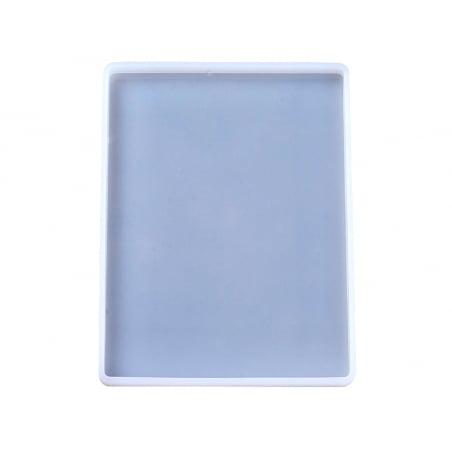 Acheter Moule en silicone - Rectangle 20,5 cm - 8,49€ en ligne sur La Petite Epicerie - Loisirs créatifs