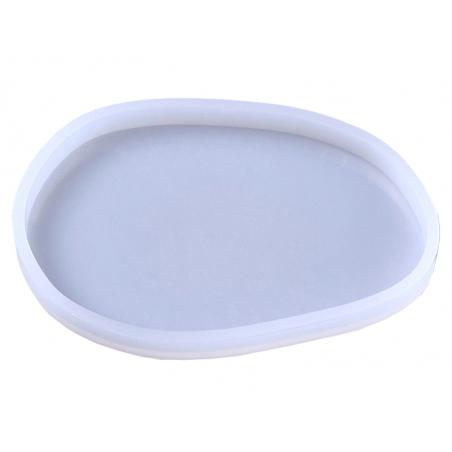 Acheter Moule en silicone - Ovale 10,6 cm - 2,99€ en ligne sur La Petite Epicerie - Loisirs créatifs