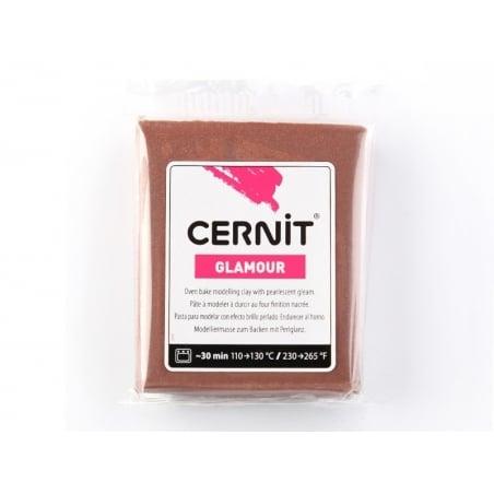 Acheter Pâte CERNIT Glamour - Cuivre - 1,89€ en ligne sur La Petite Epicerie - Loisirs créatifs