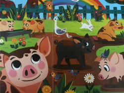 Acheter Cherche et trouve des tout-petits - A la ferme - 10,50€ en ligne sur La Petite Epicerie - Loisirs créatifs