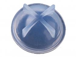 Acheter Moule à savon en silicone - sphère de 60mm - 5,39€ en ligne sur La Petite Epicerie - Loisirs créatifs