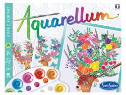Acheter Coffret Aquarellum - cerfs enchantés - 15,99€ en ligne sur La Petite Epicerie - Loisirs créatifs