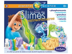 Acheter La chimie des slimes extraordinaires - 29,99€ en ligne sur La Petite Epicerie - Loisirs créatifs