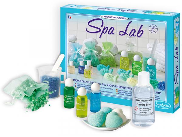 Acheter Spa lab - 28,99€ en ligne sur La Petite Epicerie - Loisirs créatifs