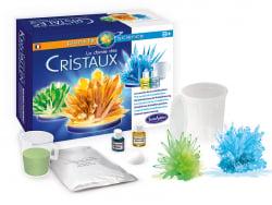 Acheter Coffret d'expériences scientifiques -La chimie des cristaux - 19,99€ en ligne sur La Petite Epicerie - Loisirs créatifs
