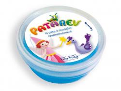 Acheter Pot de 30 g de pâte à modeler PATAREV Bleu - 2,99€ en ligne sur La Petite Epicerie - Loisirs créatifs