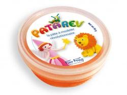 Acheter Pot de 30 g de pâte à modeler PATAREV Orange - 2,99€ en ligne sur La Petite Epicerie - Loisirs créatifs