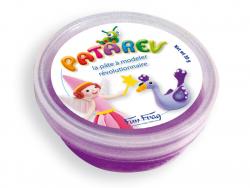 Acheter Pot de 30 g de pâte à modeler PATAREV Violet - 2,95€ en ligne sur La Petite Epicerie - Loisirs créatifs