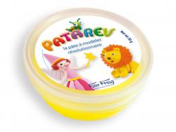 Acheter Pot de 30 g de pâte à modeler PATAREV Jaune - 2,95€ en ligne sur La Petite Epicerie - Loisirs créatifs
