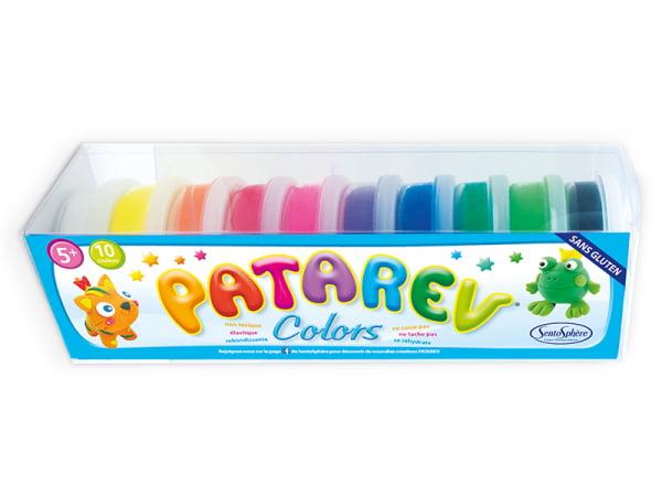 Acheter 10 pots de pâte à modeler Patarev - 18g - 19,99€ en ligne sur La Petite Epicerie - Loisirs créatifs