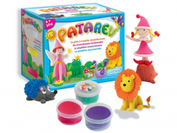 Acheter Patarev - coffret 6 pots de pâte à modeler 30g - 12,99€ en ligne sur La Petite Epicerie - Loisirs créatifs