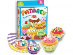 Acheter Pate à modeler Patarev - blister - cupcakes - 8,95€ en ligne sur La Petite Epicerie - Loisirs créatifs