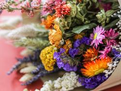 Acheter Bouquet de fleurs séchées - fleurs des champs - 27,99€ en ligne sur La Petite Epicerie - Loisirs créatifs