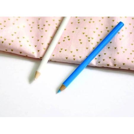 Acheter Kit de 2 crayons craie : blanc - 3,60€ en ligne sur La Petite Epicerie - Loisirs créatifs