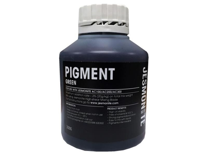 Acheter Pigment vert pour Jesmonite - 17,99€ en ligne sur La Petite Epicerie - Loisirs créatifs