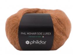 Acheter Laine Mohair lurex soie - Noisette - 8,19€ en ligne sur La Petite Epicerie - Loisirs créatifs