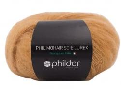 Acheter Laine Mohair lurex soie - Miel - 8,19€ en ligne sur La Petite Epicerie - Loisirs créatifs