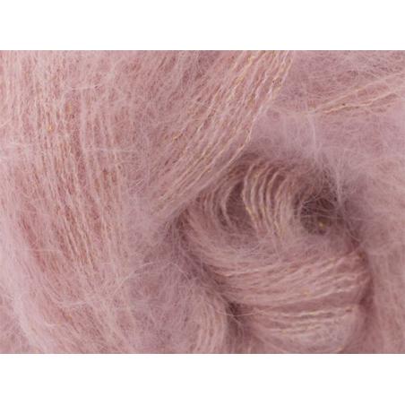 Acheter Laine Mohair lurex soie - Rosée - 8,19€ en ligne sur La Petite Epicerie - Loisirs créatifs