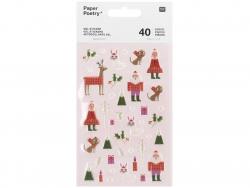 Acheter Autocollants gel - père Noël - 4,19€ en ligne sur La Petite Epicerie - Loisirs créatifs