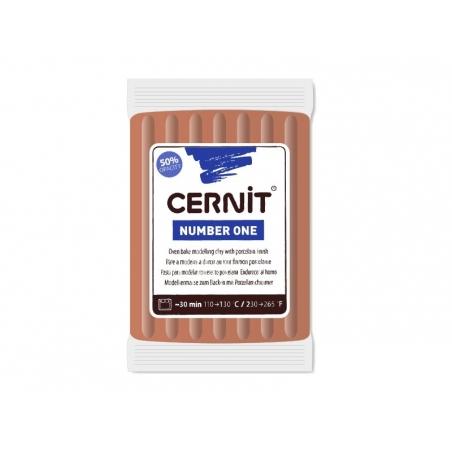 Acheter Pâte CERNIT Basic Number One - Caramel 50% opacité - 1,89€ en ligne sur La Petite Epicerie - 100% Loisirs créatifs