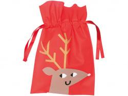 Acheter Grand sac cadeau renne - 30 x 45 cm - 3,59€ en ligne sur La Petite Epicerie - Loisirs créatifs