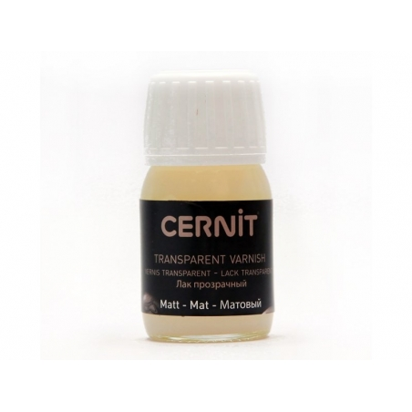 Cernit varnish (mat) - 30 ml