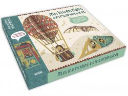 Acheter Mes inventions extraordinaires - De Léonard de Vinci et de Jules Vernes - 17,95€ en ligne sur La Petite Epicerie - L...