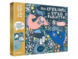 Acheter Mes créations en strass et paillettes - Monde féerique - 12,95€ en ligne sur La Petite Epicerie - Loisirs créatifs