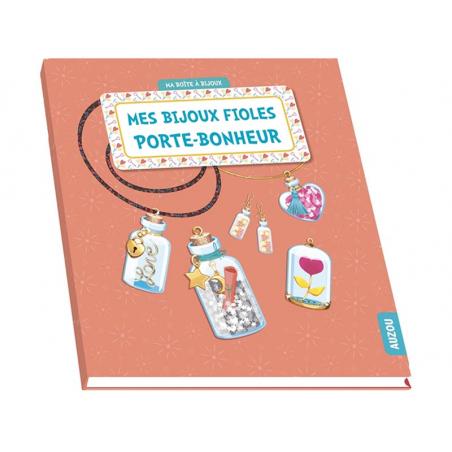 Acheter Ma boîte à bijoux - Mes bijoux fioles porte-bonheur - 17,95€ en ligne sur La Petite Epicerie - Loisirs créatifs