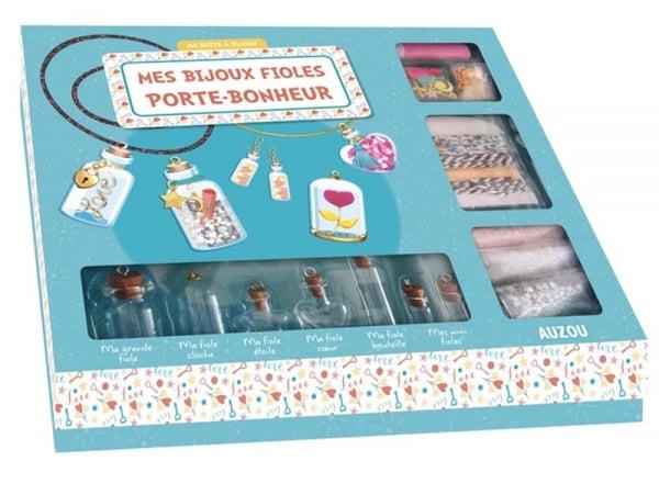 Acheter Ma boîte à bijoux - Mes bijoux fioles porte-bonheur - 15,85€ en ligne sur La Petite Epicerie - Loisirs créatifs
