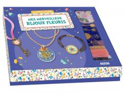 Acheter Ma boîte à bijoux - Mes merveilleux bijoux fleuris - 15,95€ en ligne sur La Petite Epicerie - Loisirs créatifs