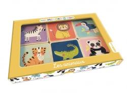 Acheter Mon mémory en bois - Les animaux - 12,95€ en ligne sur La Petite Epicerie - Loisirs créatifs
